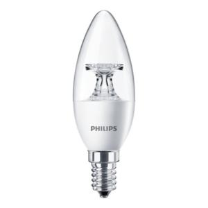 Led sijalica E14 B35 bistra, Philips